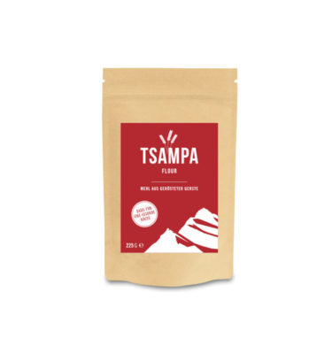 Tsampa-Flour