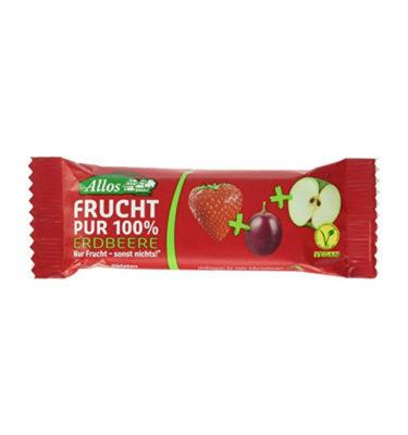 allos-frucht-pur-riegel-erdbeere