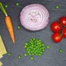 Gesunde Fitnessgerichte Gemüselasagne