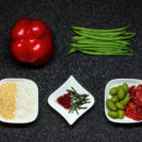Gesunde Fitnessgerichte Gemüsepaella