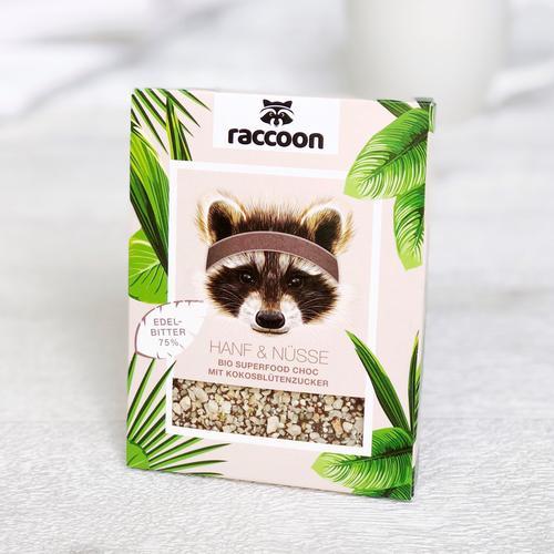 Racoon-Hanf-Nuesse