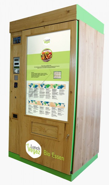 Lunch Vegaz Automat mit LCD