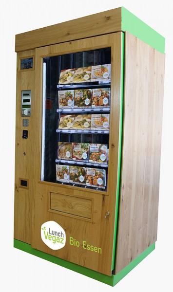 Lunch Vegaz Automat mit Sichtfenster